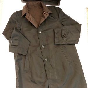 DOLCE & GABBANA Reversible Trench Coat